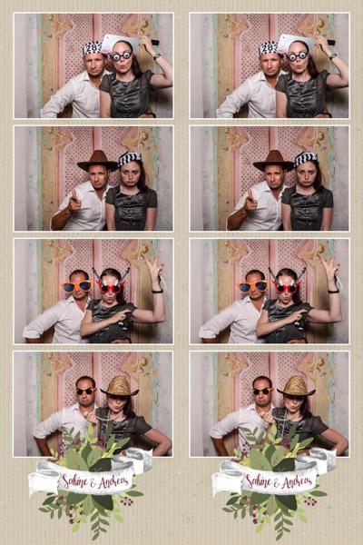 Fotobox für Hochzeit in Landshut buchen